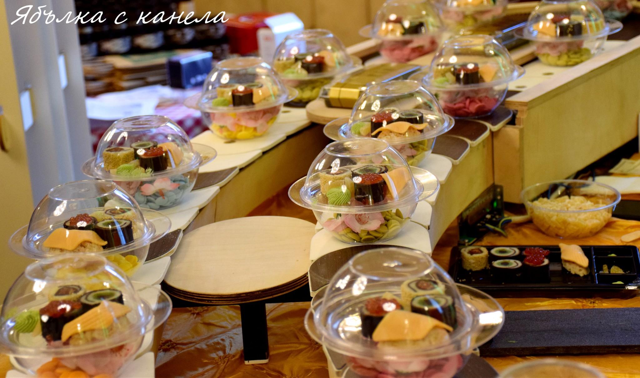 Шоколадово суши