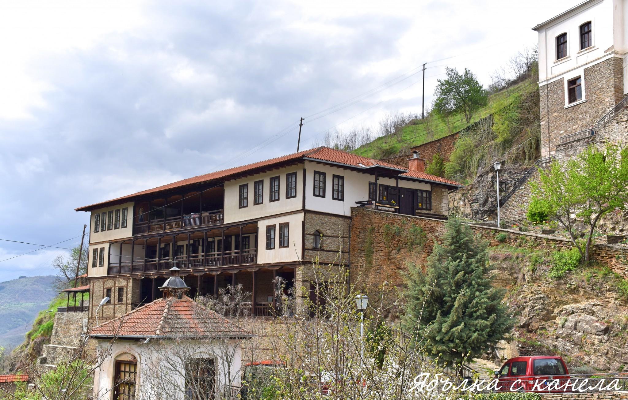 Осоговски манастир 1